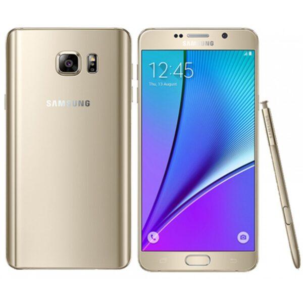 SAMSUNG GALAXY NOTE 5 N920I 32GB 4G GOLD PLATINUM